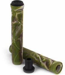 Грипсы для трюкового самоката Slamm Team Swirl Bar Grips 165 мм - Jungle (tr4172)