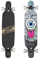 "Лонгборд Fish Skateboards 38"" - Sulley / Салли (ln122)"