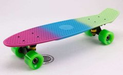 "Fish Skateboards Amazon 22,5"" - Амазон 57 см Soft-Touch пенни борд (FSTM6)"