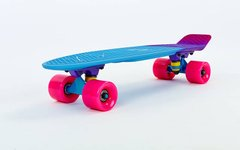 "Fish Skateboards Melt  22"" - Мелт 57 см Soft-Touch пенни борд (FSTM3)"