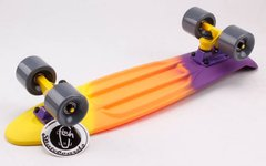 "Fish Skateboards Sunset  22"" - Сансет 57 см Soft-Touch пенни борд (FSTM4)"