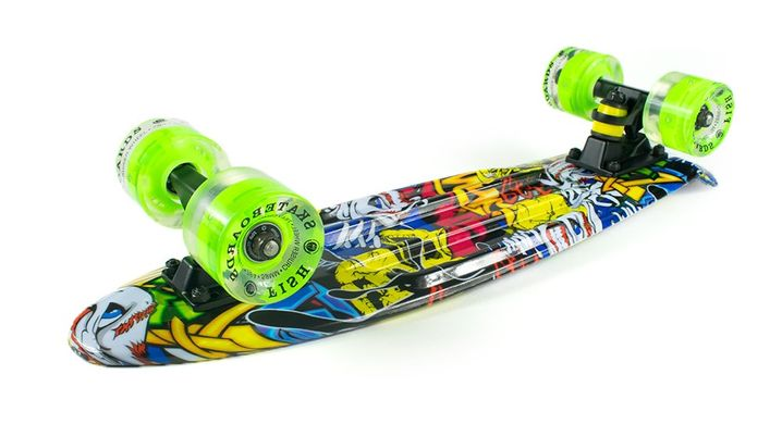 "Fish Skateboards LED Joker 22.5"" - Джокер 57 см (FPL5)"