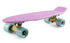 "Fish Skateboards  22"" Lilac - Ліловий 57 см пенни борд (FP2)"