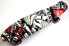 "Пенни Zippy Board Nickel Print 27"" - Street LED 68 см (znp118-1)"